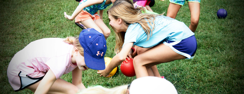 Zulu | Dodgeball on the front lawn is a rush, especially when it's just your cabin vs. your counselors!